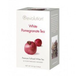 White Pomegranate Tea