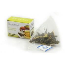 Peach Mango Green Tea (30 builtjes)